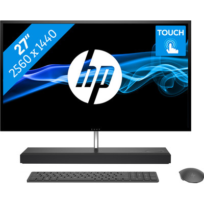 """Image of HP All in One Touch Envy 27-b100nd 27"""", i7 7700, 1.26TB"""