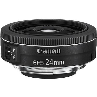 Canon EF-S 24mm f/2.8 STM - lens met vast brandpunt