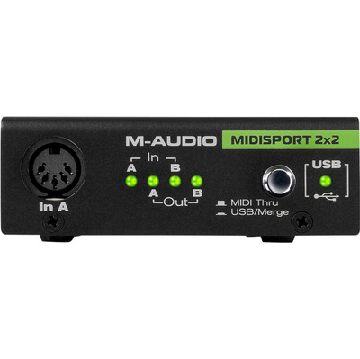 Image of M-Audio MIDISport 2x2 Anniversary Edition