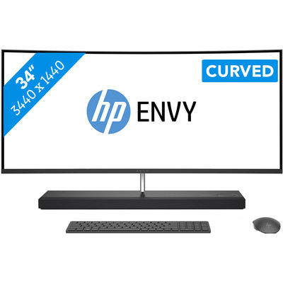 Image of HP ENVY All-In-One Curved 34-b000nd