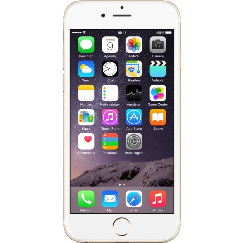 Renewd iPhone 6 16GB Goud