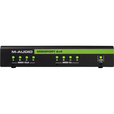 Image of M-Audio Midisport 4x4 Anniversary Edition