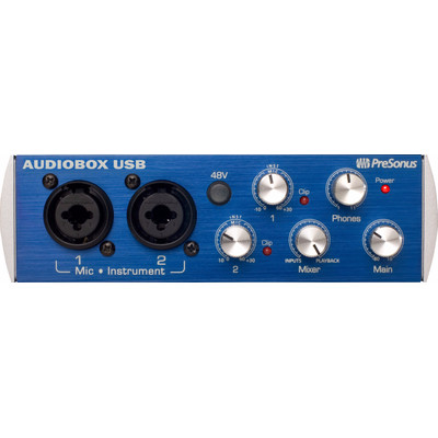 Image of Presonus AudioBox Usb