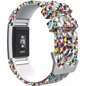 Just in Case Sport Polsband Fitbit Charge 2 Diamonds
