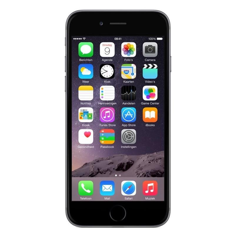 2ND refurbished iPhone 6 16GB Zwart