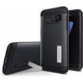 Spigen Slim Armor Samsung Galaxy S7 Edge Blauw