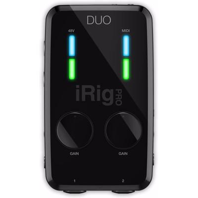 Image of IK Multimedia iRig Pro Duo Studio Suite