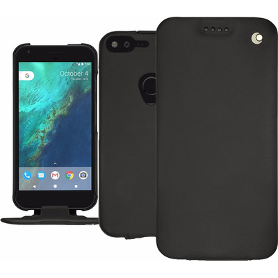 Noreve Tradition Google Pixel XL Flip Case Zwart