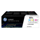HP 201X 3-Kleuren Pack (CF253XM)