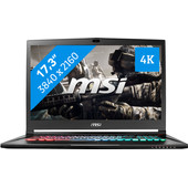 MSI GS73VR 7RF-214BE Stealth Pro 4K Azerty