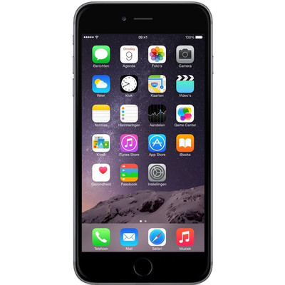 Refurbished iPhone 6 16GB Space Gray (1 jaar garantie)