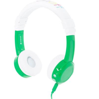 Image of BuddyPhones InFlight Koptelefoon Groen