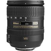 Nikon AF-S 16-85mm f/3.5-5.6G ED VR DX