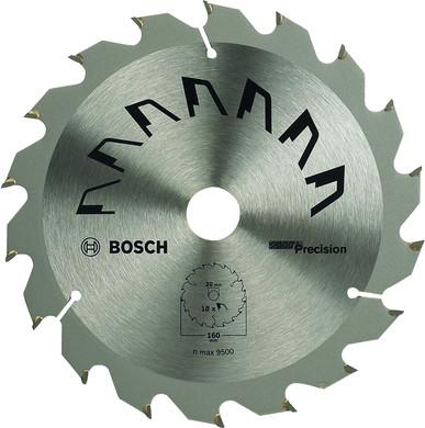 Bosch Zaagblad Precision 160x20x2mm T18
