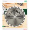 Zaagblad Precision 160x20x2mm T18 - 2
