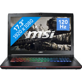 MSI GE72 7RE-051BE Apache Pro Azerty
