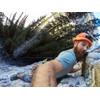 product in gebruik GoPro Vented Helmet Strap Mount