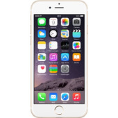 iPhone 6 64GB Goud Refurbished (Basisklasse)