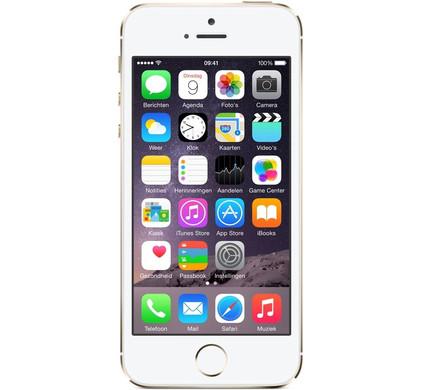 iphone 5s 64gb goud refurbished basisklasse. Black Bedroom Furniture Sets. Home Design Ideas