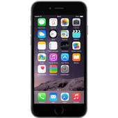 iPhone 6 64GB Space Gray Refurbished (Basisklasse)
