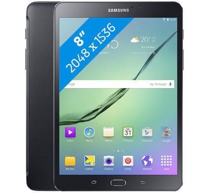 Samsung Galaxy Tab S2 8 inch 32GB Zwart 2016