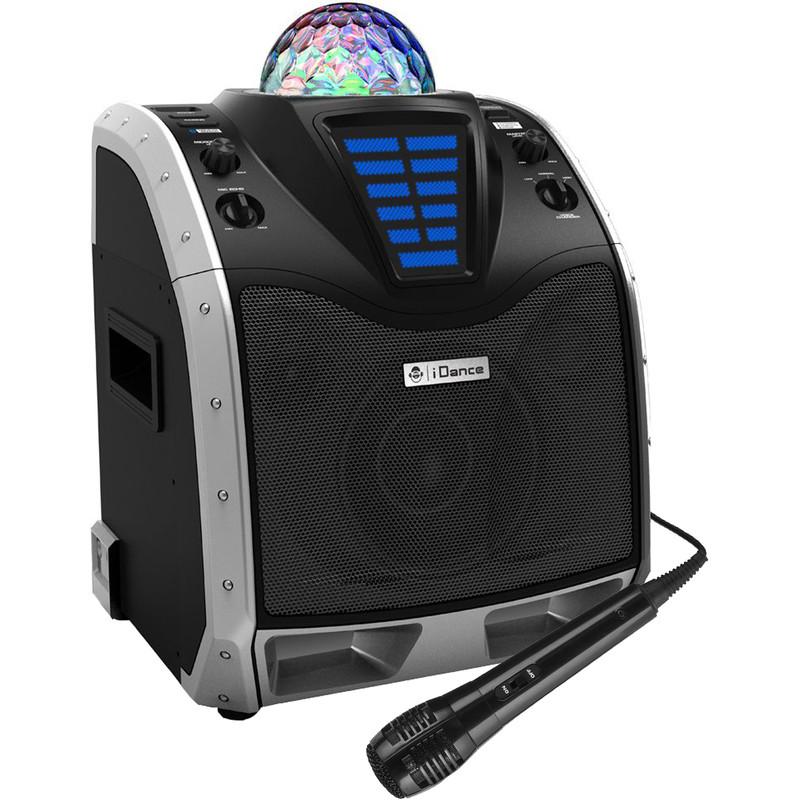 iDance Party Speaker XD200 draagbare speaker met lichtshow