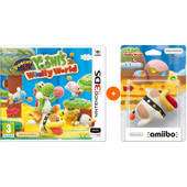 Poochy & Yoshi's Woolly World 3DS + Poochy Amiibo