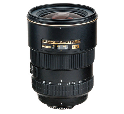 Nikon AF-S 17-55mm f/2.8G ED IF DX