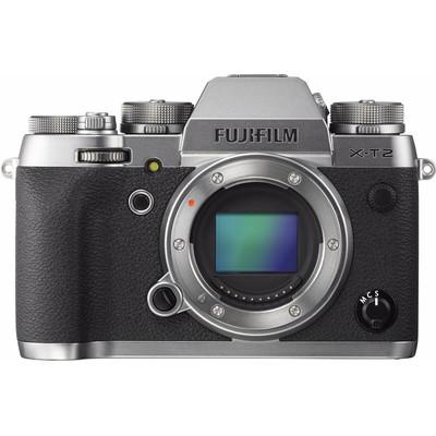 Image of Fuji X-T2 Body Graphite Silver Edition