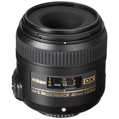 Macro-objectief, Nikon, 'AF-S DX Micro-NIKKOR 40 mm 1:2,8G'