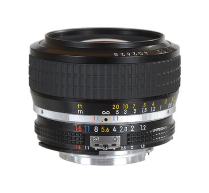 Nikon AI-S 50mm f/1.2 Nikkor