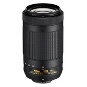 Nikon AF-P DX 70-300 mm f/4.5-6.3G ED VR