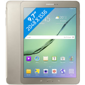 Samsung Galaxy Tab S2 9.7 inch 32GB Goud VE BE