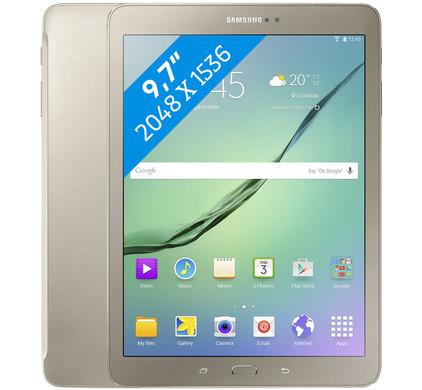 Samsung Galaxy Tab S2 9.7 inch 32GB Goud VE