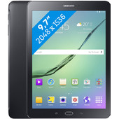 Samsung Galaxy Tab S2 9.7 inch 32GB Zwart VE