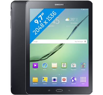 Samsung Galaxy Tab S2 9.7 inch 32GB Zwart VE