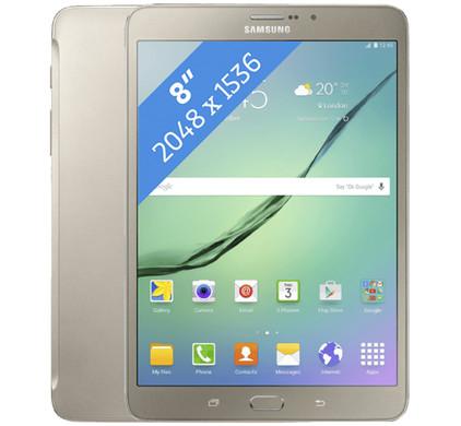Samsung Galaxy Tab S2 8 inch Goud VE BE