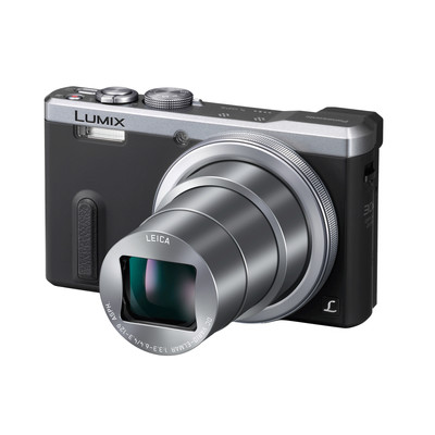 Image of Panasonic DMC-TZ60 digitale camera - zilver