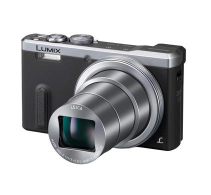 Panasonic Lumix DMC-TZ60 zilver