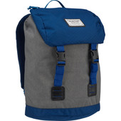 Burton Youth Tinder Pack Dark Ash Heather