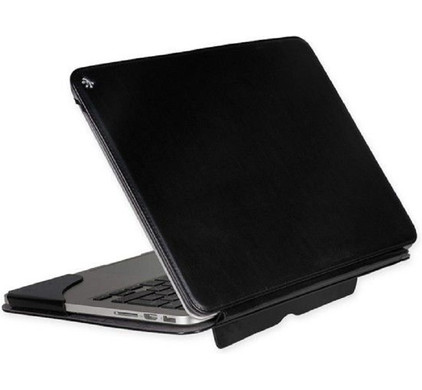 Gecko Covers Leren Hoes MacBook Pro Retina 13'' Zwart