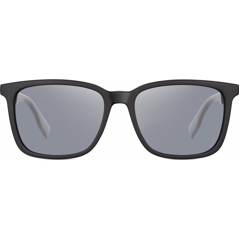 Hugo Boss Orange 0263-S Black White-Dark Grey