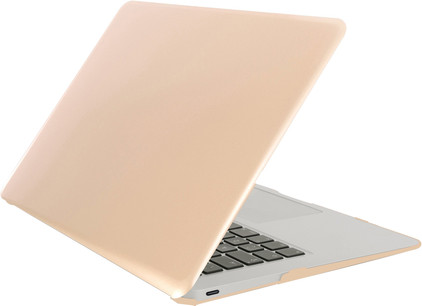 Tucano Nido Hard Shell Macbook 12'' Goud