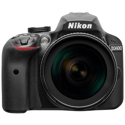Image of Nikon D3400 + AF-S DX 18-105 VR