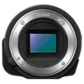Sony ILCE-QX1 Smart Lens + 16-50mm
