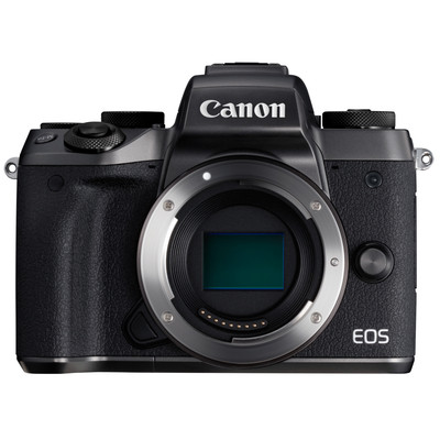 Image of Canon EOS M5 body