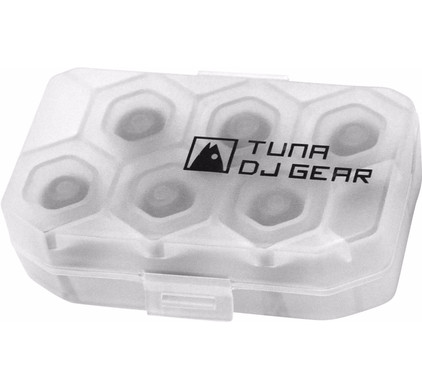 Tuna DJ gear knobs 6-pack