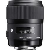 Sigma 35mm f/1.4 ART DG HSM Canon AF