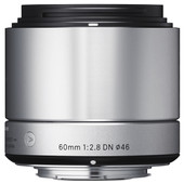 Sigma 60mm f/2.8 Art ND Sony E-mount Zilver