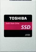 Toshiba A100 120 GB